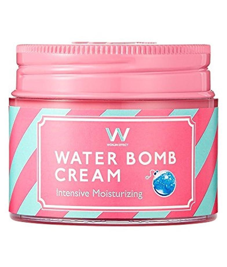 からビタミン行列WONJIN EFFECT ウォンジンエフェクト水爆弾クリーム/ウォーターボムクリーム [Water Bomb Cream] - 50ml, 1.69 fl. oz.