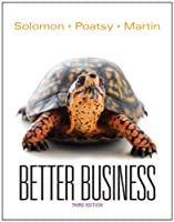 Better Business Plus MyBizLab with Pearson eText -- Access Card Package (3rd Edition)