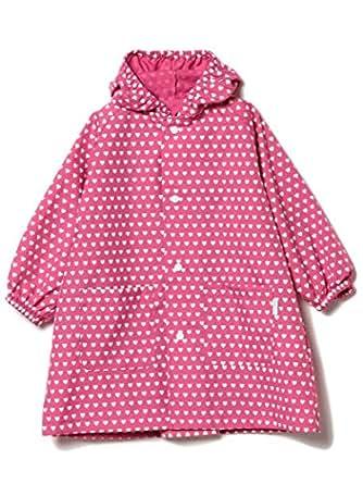 (コドモビームス)こども ビームス/ベビー用品/b柄 ランドセル コート (90~130cm) キッズ HeartPINK 90