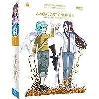 ソードアート・オンライン 第2期「ファントム・バレット編」 コンプリート DVD-BOX