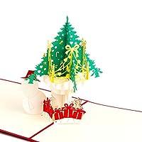 3Dクリスマスカード9031