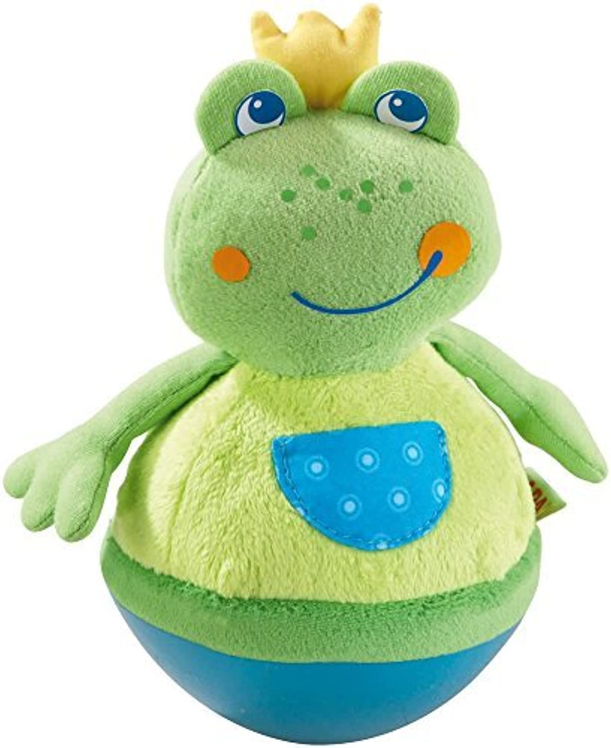 HABA Frog Roly Poly Toy [並行輸入品]