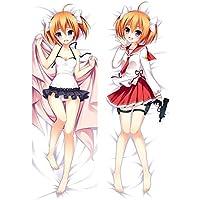 ひらがAあや カスタム 抱き枕カバー 両面プリント 2WAYトリコット アニメ 漫画 170x60cm