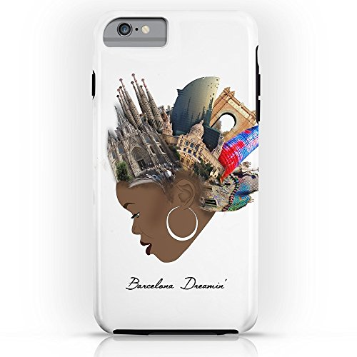 society6バルセロナDreaming Tough Case iPhone 6 Plus