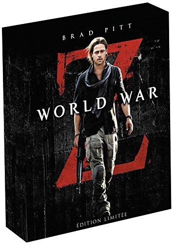 World War Z - Combo Blu-ray 3D - Coffret Métal édition limitée et numérotée