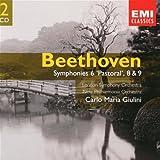 Symphonies 6 8 & 9