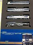 トミックス〈92927〉485系特急電車(しらさぎ Y13編成・青鷺) セット限定品(雷鳥・加越・北越・489系白山並走用)