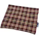 Petface Country Check Fleece Blanket for Dogs, Multicoloured
