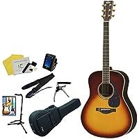 YAMAHA アコースティックギター アコギ11点入門セット LL6 ARE 全4色 ヤマハ 入門 初心者 (BS)