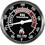 """Tel-Tru BBQ Grill Temperature Gauge 