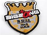 BIGBANG ビッグバン 公式グッズ 韓国ツアー限定ワッペン