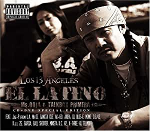 LOS 13 ANGELES(初回限定盤)(DVD付)