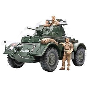 タミヤ 1/35 スケール限定シリーズ イギリス陸軍 装甲車 スタッグハウンド Mk.I プラモデル 89770