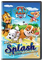 PAW Patrol: Pups Make a Splash2017 dvd [並行輸入品]