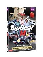 Top Gear: Complete Season 14 [DVD] [Import]