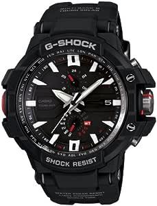 [カシオ] 腕時計 ジーショック GRAVITYMASTER 電波ソーラー GW-A1000-1AJF ブラック