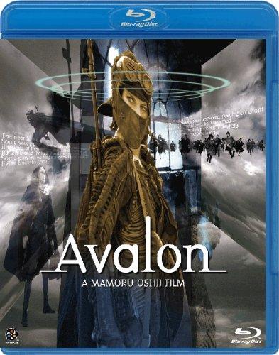 アヴァロン Blu-ray