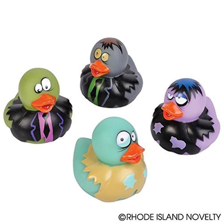 Rhode Island Novelty 2' Zombie Rubber Duckies (12 Piece) [並行輸入品]