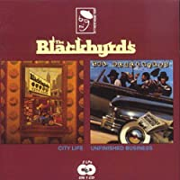 City Life/Unfinished Business by BLACKBYRDS (1994-10-04)
