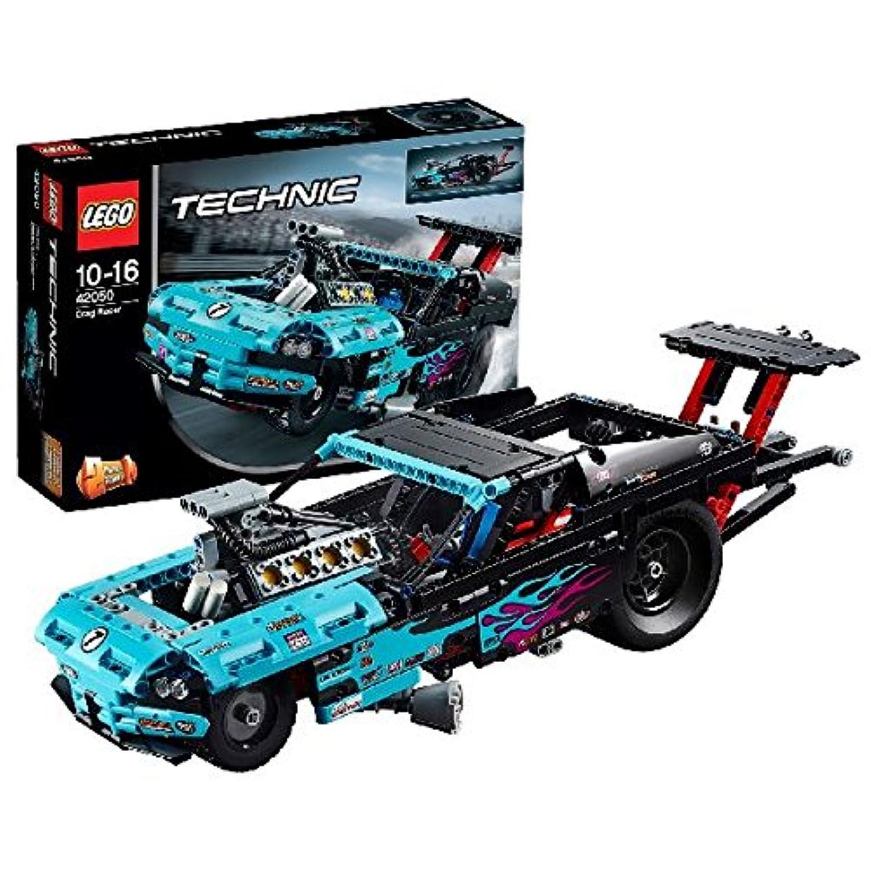 レゴ (LEGO) テクニック ドラッグレーサー 42050