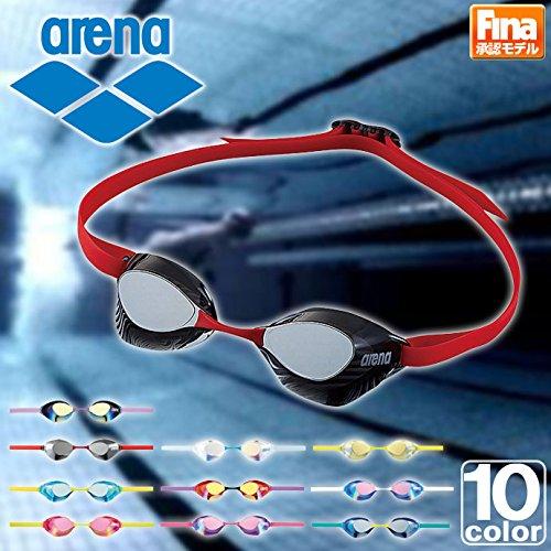 アリーナ(arena) アクアフォーススイフト AGL-130M 1506 FINA 承認 モデル YSPL(イエロー×スモーク) F