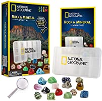 National Geographic Rocks & Fossils Kit