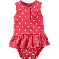 Carter's Baby Girls' 1 Pc 118h108