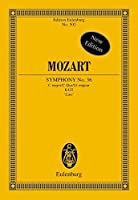 Symphony No. 36 in C Major, K. 425 Linz: Study Score (Edition Eulenburg)