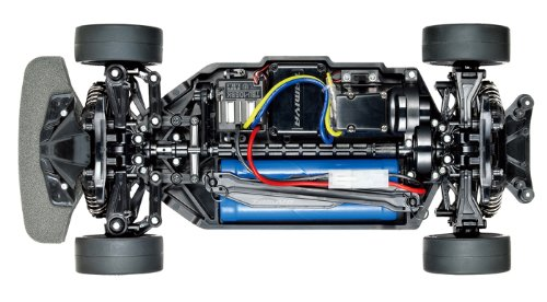 タミヤ 1/10 電動RCカーシリーズ No.566 ベンツ SLS GT3 AMG (TT-02シャーシ) オンロード 58566