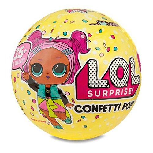L.O.L. サプライズ! シリーズ3 コンペティーポップ LOL Surprise Doll Series 3 Confetti Pop [並行輸入品]