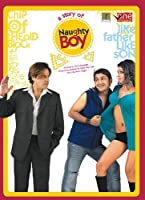 Naughty Boy (2006) (Hindi Comedy Film / Bollywood Movie / Indian Cinema DVD)