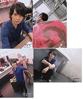 """嵐 Love グッズ 超オリジナルフォトセット 松本潤(大野撮影)ARASHI LIVE Tour 2013""""LOVE"""""""