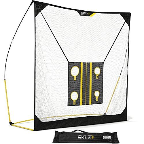 SKLZ(スキルズ) GOLF ゴルフ 練習用 クィックスター レンジネット 6×6  89597  内容・付属:ネット×1、ターゲット×1 キャリーバッグ×1 仕様:チッピングターゲット付き(取り外し可)