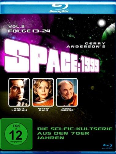SPACE:1999 ( Mondbasis Alpha 1 ) Vol. 2 Folge 13-24