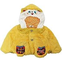 【秋冬物】 CHILD CHAMP(チャイルド チャンプ) モコモコファー動物マント 80cm /Y NO.C-86154651