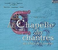 Chapelle Chantres Ducs Lorr