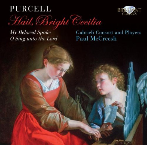 Purcell: Hail! Bright Cecilia
