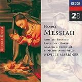 Handel: Messiah / Marriner, Academy of St. Martin-in-the-Fields