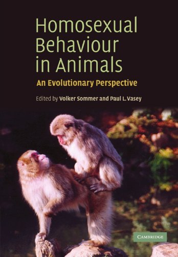 Homosexual Behaviour in Animals: An Evolutionary Perspective