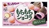 ブルボン もちもちショコラ桜もち風味 8個×6箱