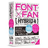 フォント・アライアンス・ネットワーク FONT x FAN HYBRID 4 乗り換え&特別優待版