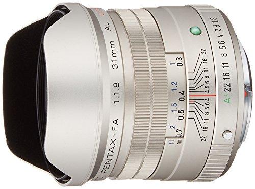 smc PENTAX-FA 31mmF1.8AL Limited シルバー