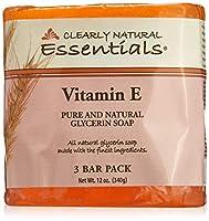 Bar Soap- Vitamin E 4 Ounces (3 Bar Pack)