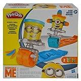 ミニオン プレイドゥ ローラースタンプ&ねんどセット 12085 MINIONS スタンプ 粘土 おもちゃ 知育玩具 ミニオンズ