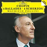 ショパン:バラード&スケルツォ(全曲)ポリーニ