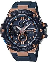 [カシオ]CASIO 腕時計 G-SHOCK ジーショック G-STEEL スマートフォン リンク GST-B100G-2AJF メンズ