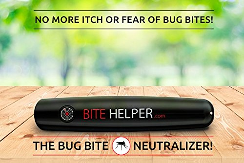BITE HELPER - the Bug Bite Neutralizer...