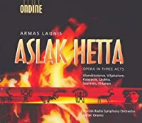Aslak Hetta: Opera in 3 Acts (2006-03-21)