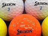 【特上ロスト】 ロストボール ダンロップ スリクソン AD333 カラー混合(ホワイト・オレンジ・イエロー) 30球セット