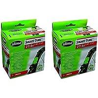 2 x Slimeバイクインナーチューブ27.5 X 1.90 – 2.125 650bマウンテンバイクPrestaバルブ – Slime Filledを瞬時にシール、修復punctures by Slime
